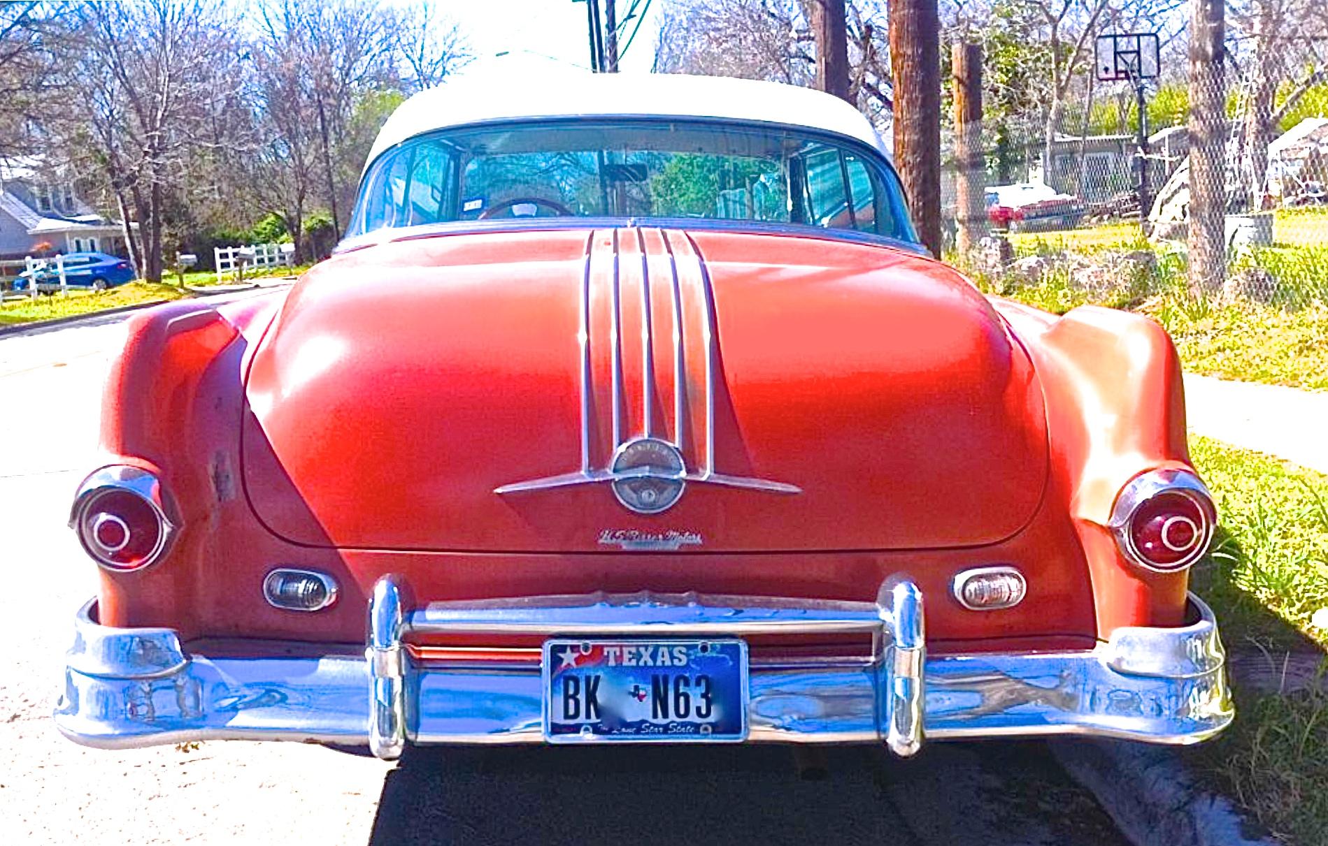 Car Garages Near Me >> 1954 Pontiac Coupe in E. Austin Near Airport Blvd. | ATX ...