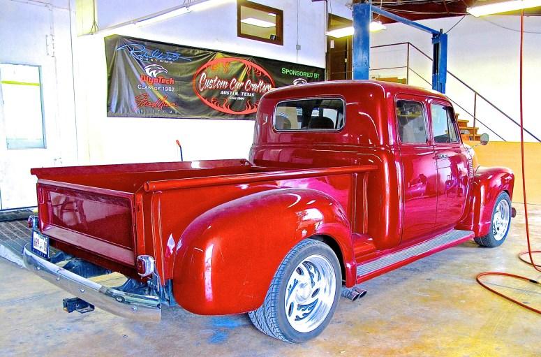 Custom Car Crafters Austin