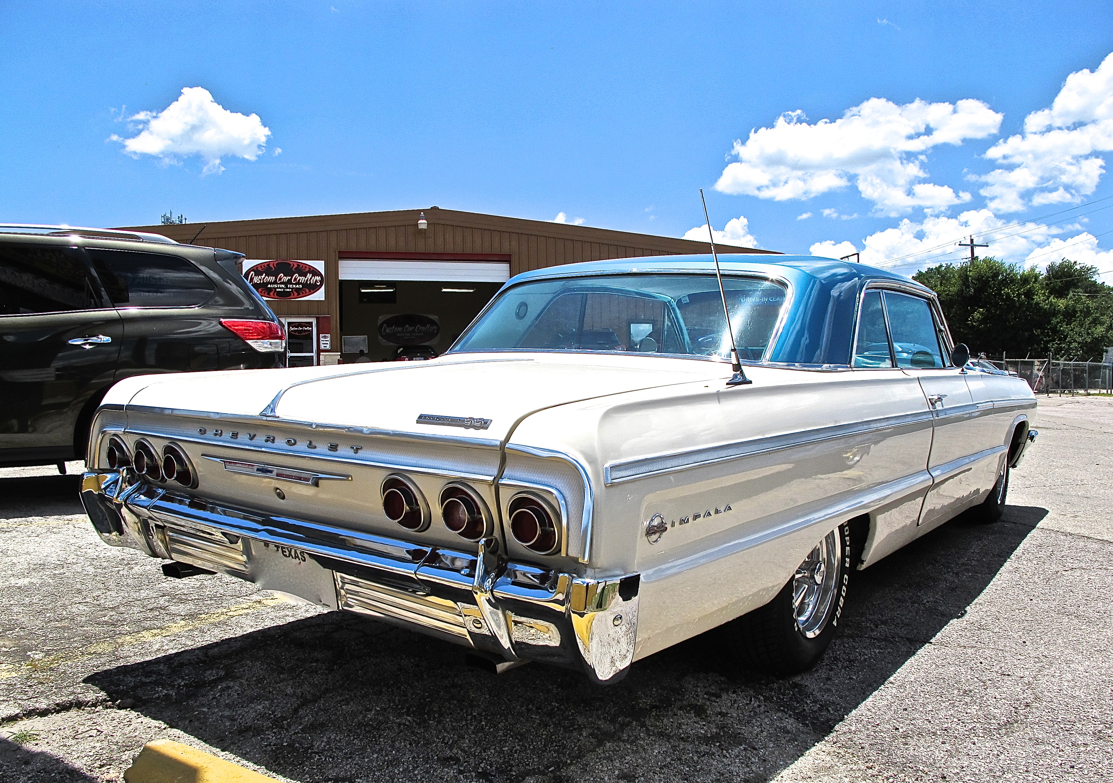 1964 Chevrolet Impala SS on McNeil Rd in N Austin