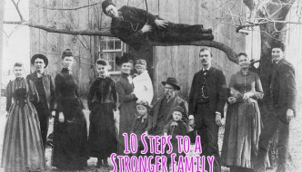 10 Steps to a Stronger Family in 2013