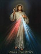 Divine Mercy Jesus