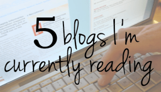 5 Blogs I'm Currently Reading (Besides ACNM, of course!)