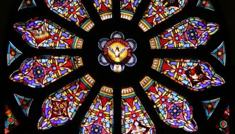 Attention Artists: The Meaning Behind Stained Glass