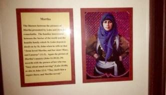 Martha on the Wall
