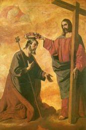 Jesus with St. Joseph