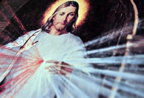 Divine Mercy Rays