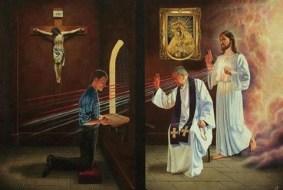 Divine Mercy Confession
