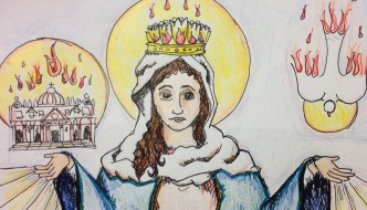 Who is Mary as Mediatrix?