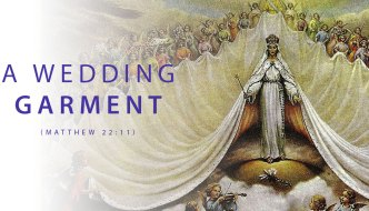 A Wedding Garment (Matt. 22:11)