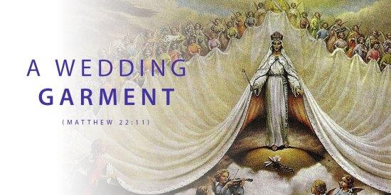 A Wedding Garment