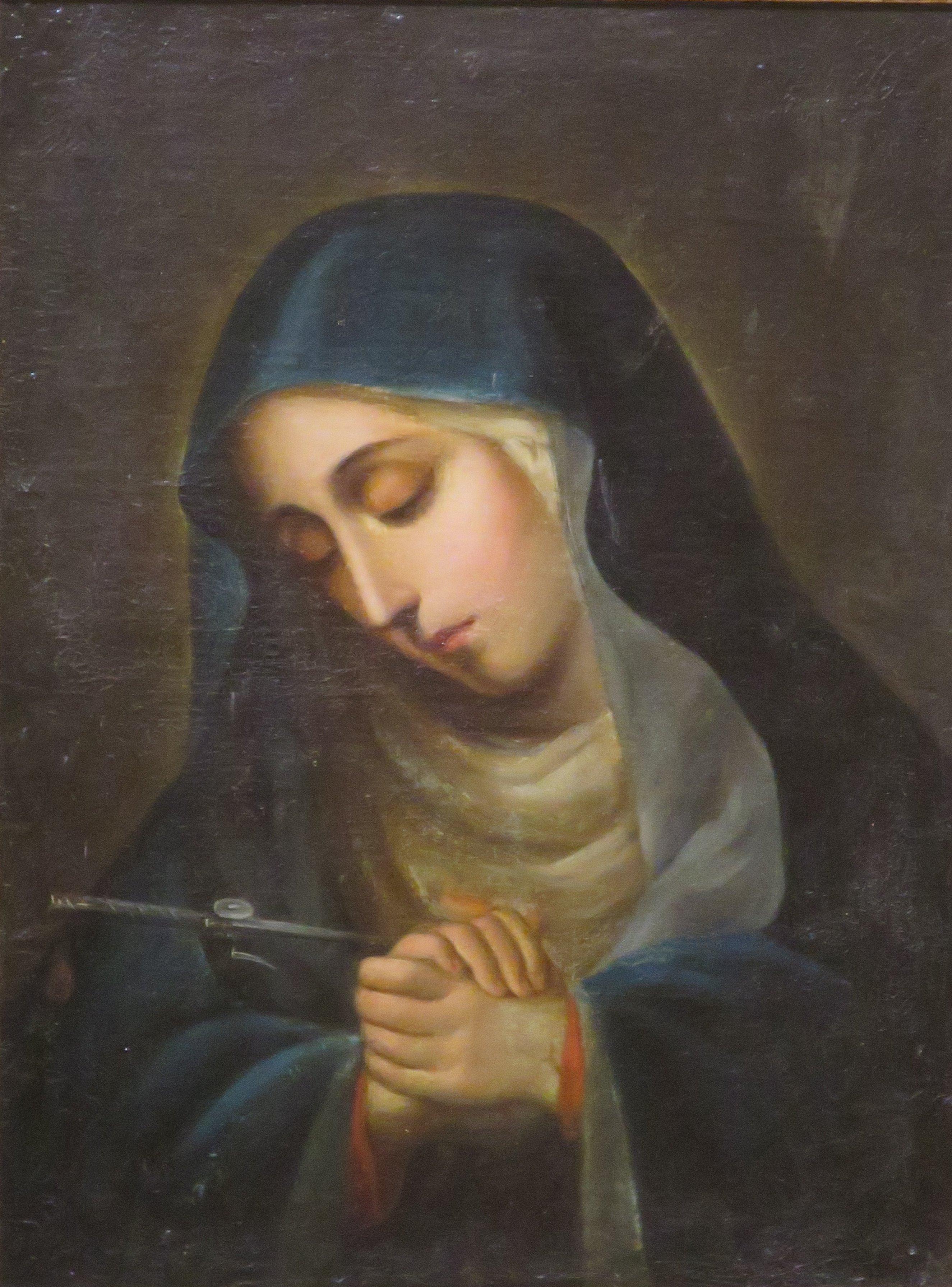 A Sword Pierced Her Heart