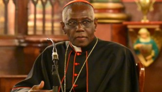 Cardinal Sarah: Defender of the Faith