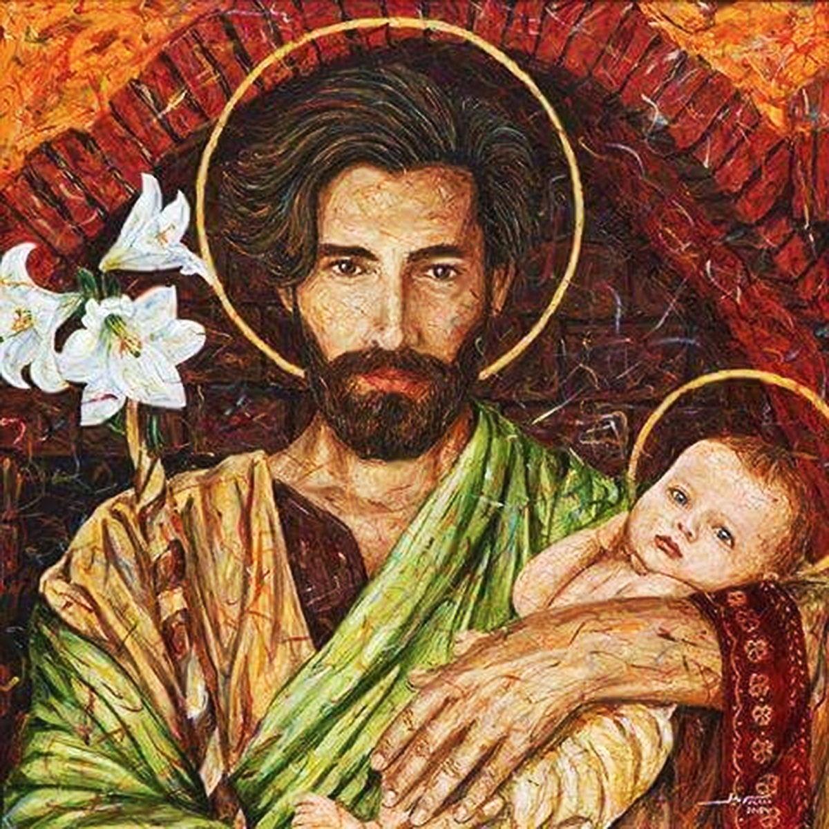 CONSECRATION TO ST. JOSEPH VI: ST. JOSEPH MOST FAITHFUL, PRAY FOR US!