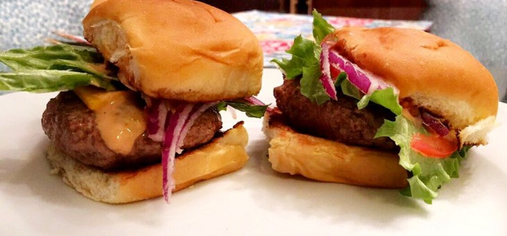 Recipe #9: Beef Sliders