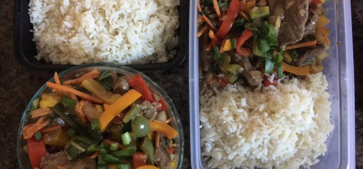 Recipe #13: Mongolian Beef (Gluten Free)