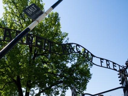 Auschwitz..
