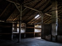 so they stayed in Birkenau, it became their home.. until they could get help and find a place to move to..