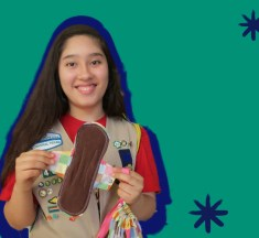 Meet the Girl Scout Fighting Period Poverty