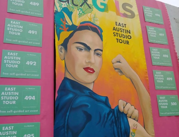 An Artist's Guide to the East Austin Studio Tour