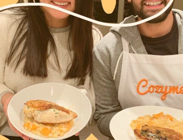 Take Cooking Classes at Home With Cozymeal
