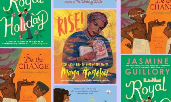 book covers - Diversity in Literature