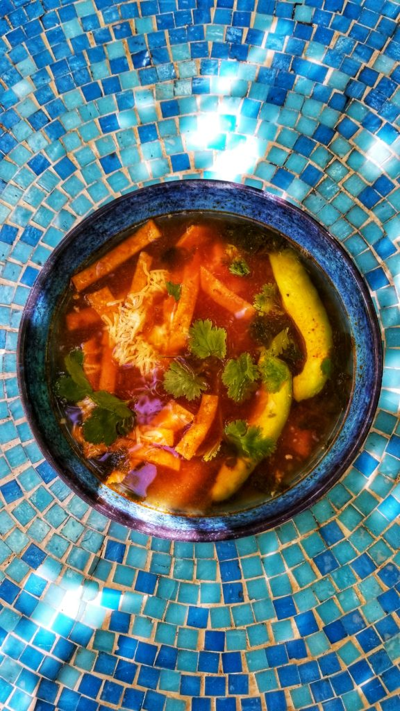 Tamale House East Tortilla Soup