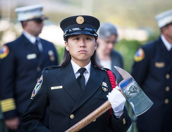 A Day in the Life of Firefighter Melody Liao