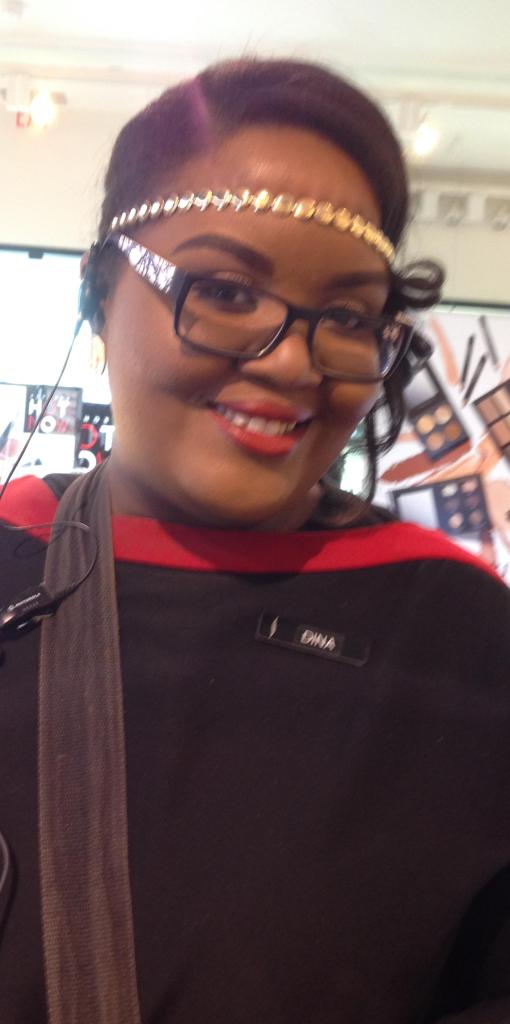Dina from Sephora!