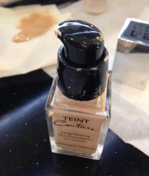 Givenchy foundation
