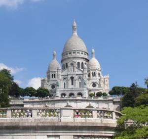 Paris Sacre Ceuor