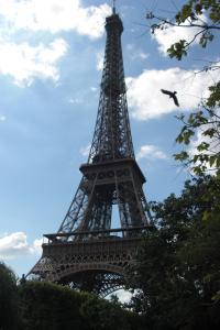 Paris Tour Eiffel Closer