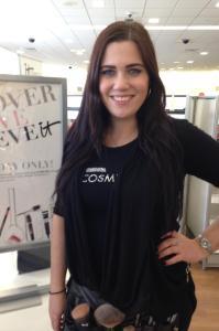 Veronica Horn Makeup artist!
