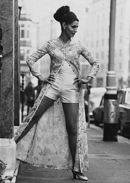 Hotpants-1970-model