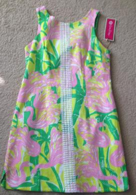 Lilly dress front