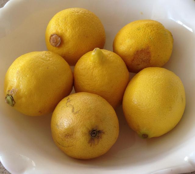 Lemons more versatile than eggs