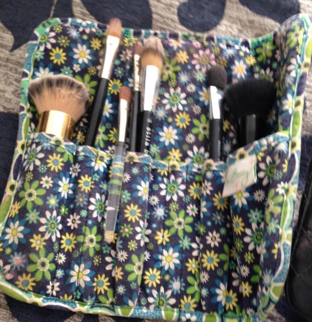 Longchamp makeup brushes