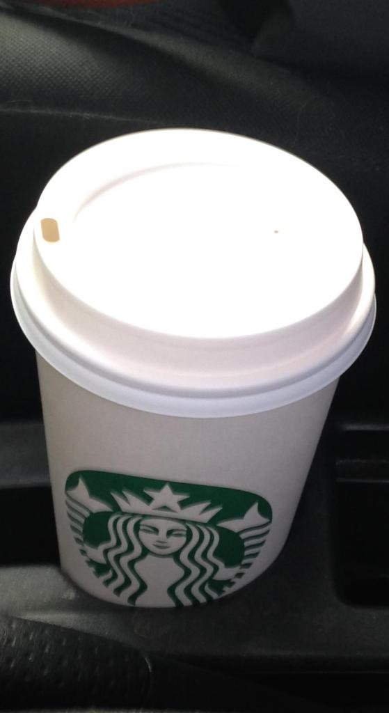 Three-Day Old Vente Skinny Chai Latte