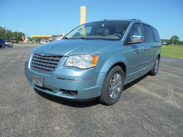 town and country minivan