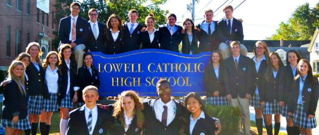 Lowel catholic hs