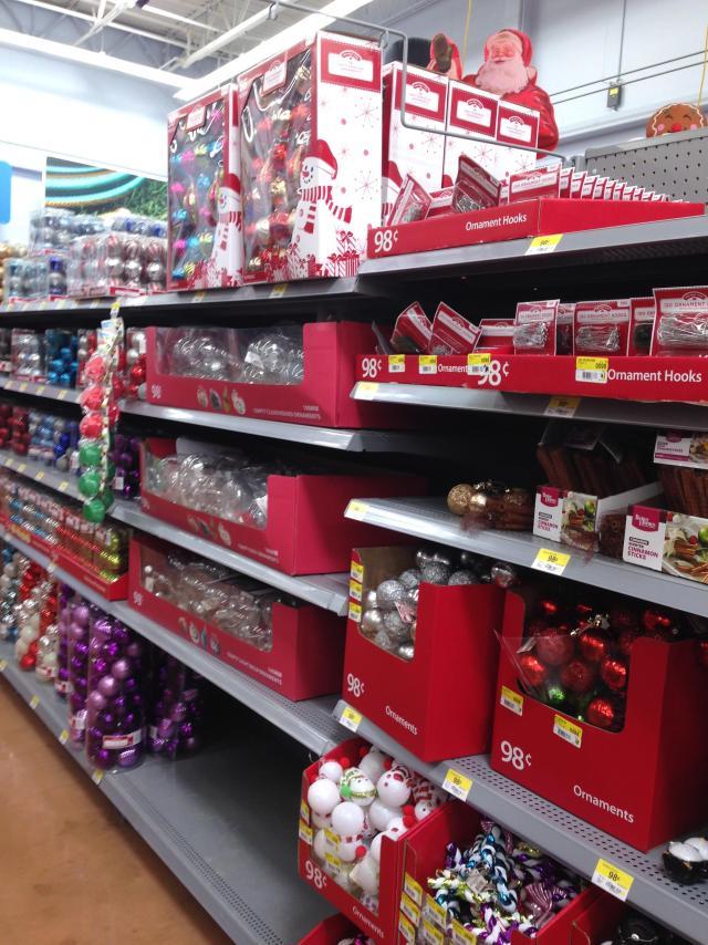 More Walmart Christmas