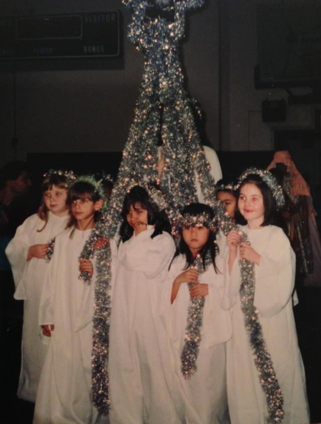 Church Christmas Pageant