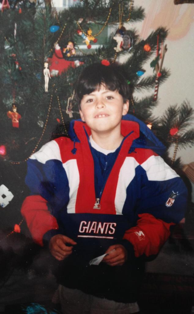Giants Christmas