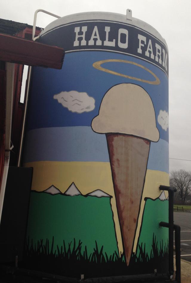Halo Farms My happy silo