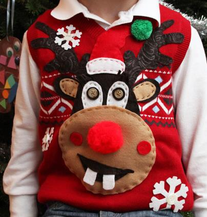 Unusual sweaters and