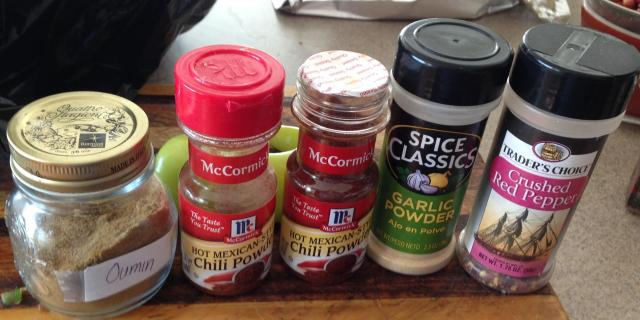 Chili seasonings