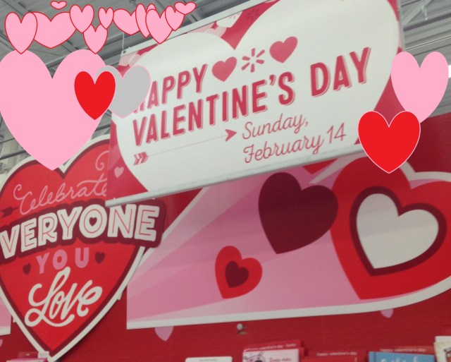 its valentines day signs