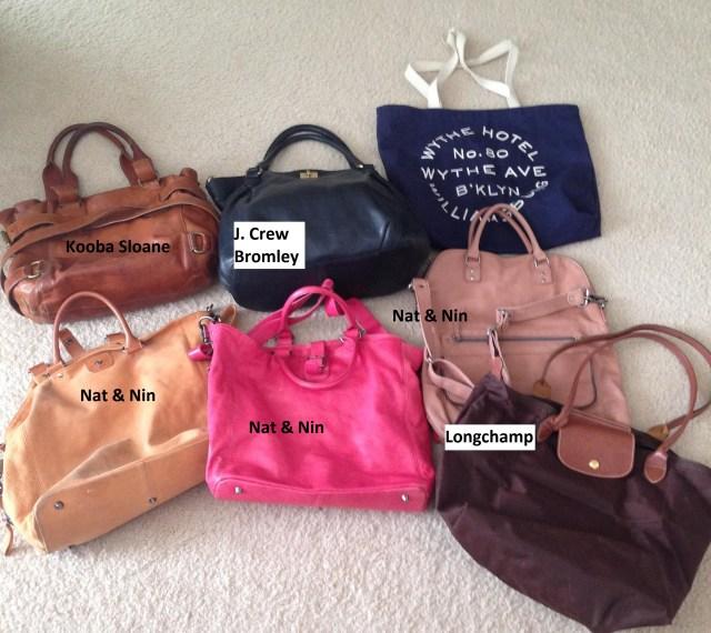 Maximum handbags
