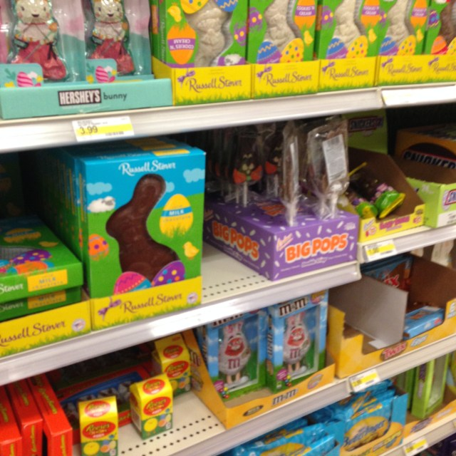 Target Untouched candy