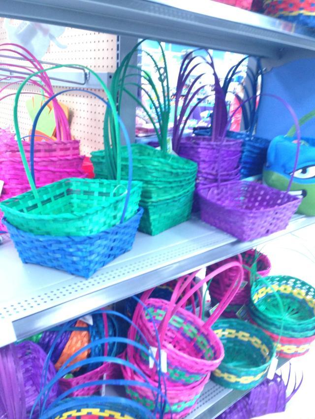 Walmart more baskets