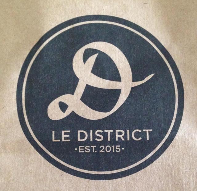 Le District Logo